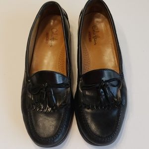 Mens Cole Haan Nike Air Black Loafers 10M